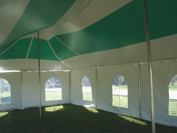 sidewall for party tents