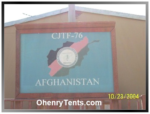 Ohenry Party Tents are trusted