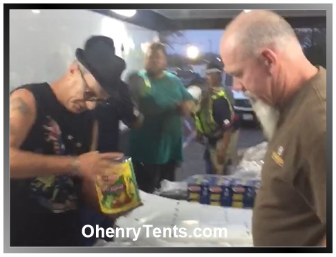 ohenry helping flood victims