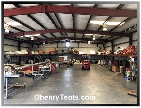 Why Ohenry Party Tents are best choice
